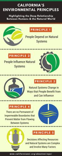 California's Environmental Principles
